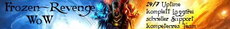 Frozen-Revenge WoW 3.3.5a