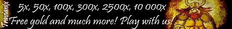 Travianix - T3.6: 5x, 50x, 100x, 300x, 2000x, 10 000x + T4 server