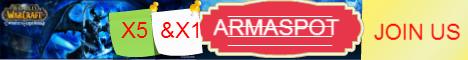 ARMASPOT WOTLK