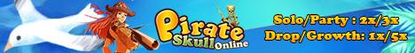 Pirate Skull Online