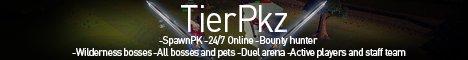 TierPkz - PVP Server