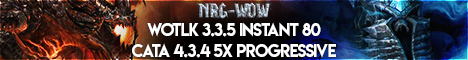NRG-Wow, New Cata realm Launching July 19