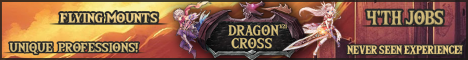 Dragon Cross - Flyff Pserver