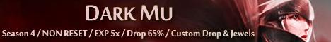 Dark MU S4 - NON RESET - P2W