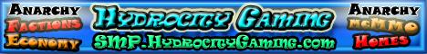 Hydrocity Gaming