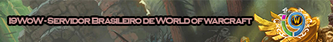 I9WoW Server Brasileiro 3.3.5