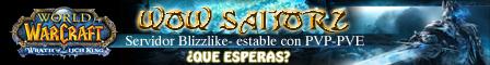 WoW SaitorZ - server blizzlike