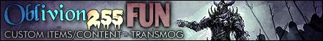 OBLIVIONWOW - 255 - FREE TRANSMOG - 335A