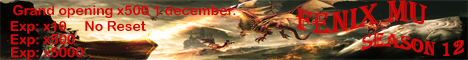 Fenix Mu x10 x500  x5000 - 15 December