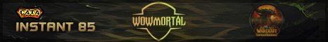 WoWMortal - WoW Legion, Cataclysm WoW PvP Server
