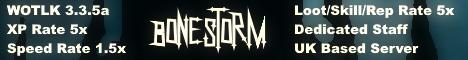 Bonestorm WoTLK 3.3.5a