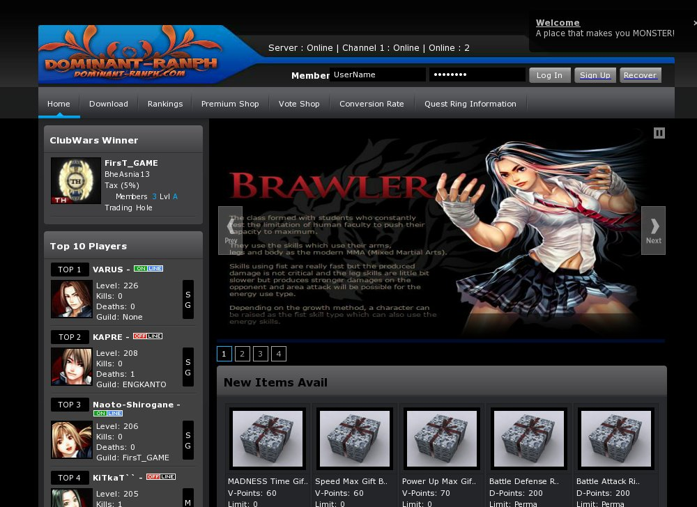 rf online ph download full client