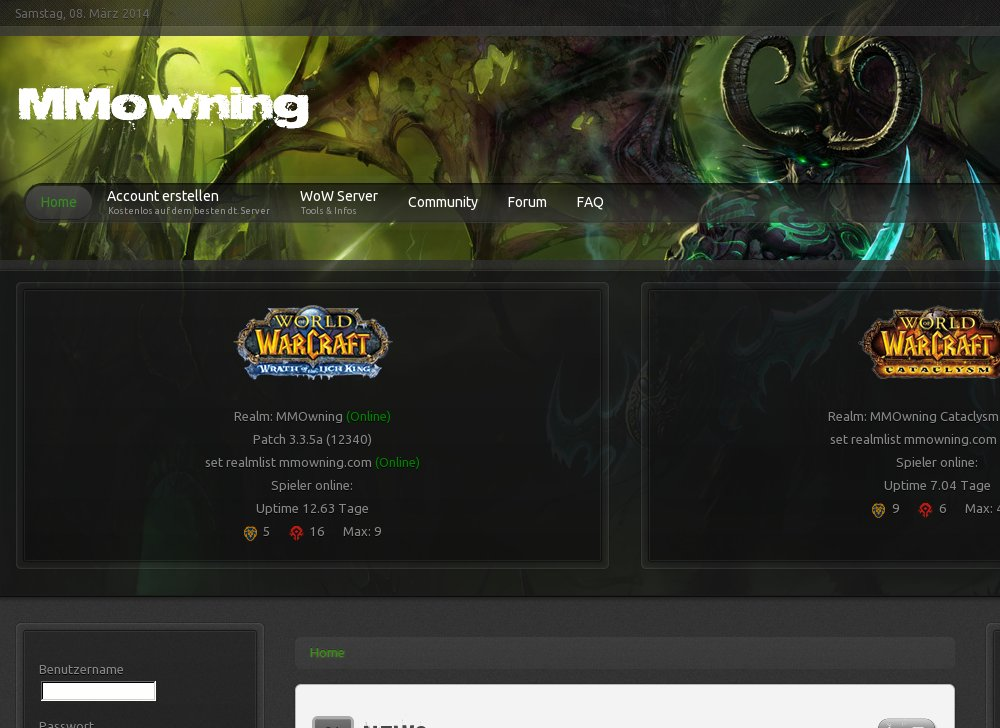 Vanilla Realm World Of Warcraft Gaming Top List Arena - Minecraft server erstellen 24 7 kostenlos
